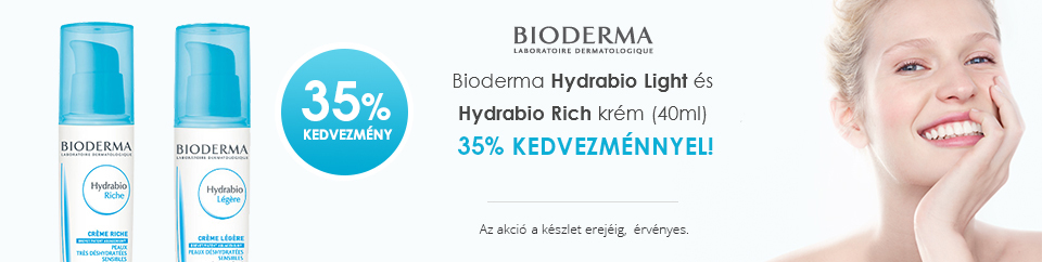 hydrabio rich+light 35%